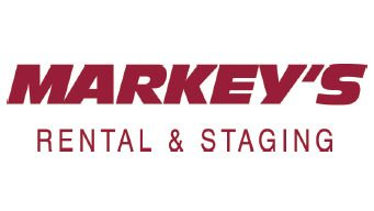 LOGO: Markey's Rental and Staging